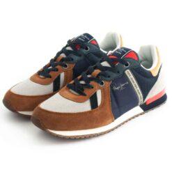 Sneakers PEPE JEANS Tinker Zero Cognac PMS30725 879