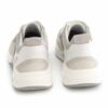 Sapatilhas TIMBERLAND Delphiville Fabric Leather White TB 0A2APR