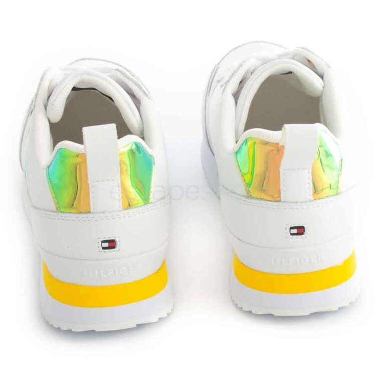 Sapatilhas TOMMY HILFIGER Active City Sneaker White