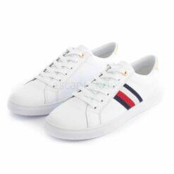 Zapatillas TOMMY HILFIGER Corporate Cupsole Sneaker Blanco