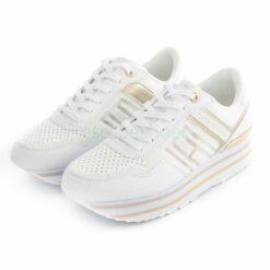 Sapatilhas TOMMY HILFIGER Faltfoarm Sneaker White