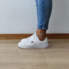 Sneakers TOMMY HILFIGER Jeans Sneaker White