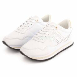 Sapatilhas TOMMY HILFIGER Runner Sneaker White