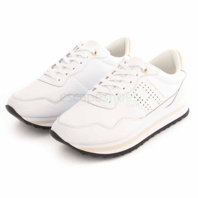 Sneakers TOMMY HILFIGER Runner Sneaker White