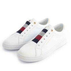 Sneakers TOMMY HILFIGER Slip On Sneaker White