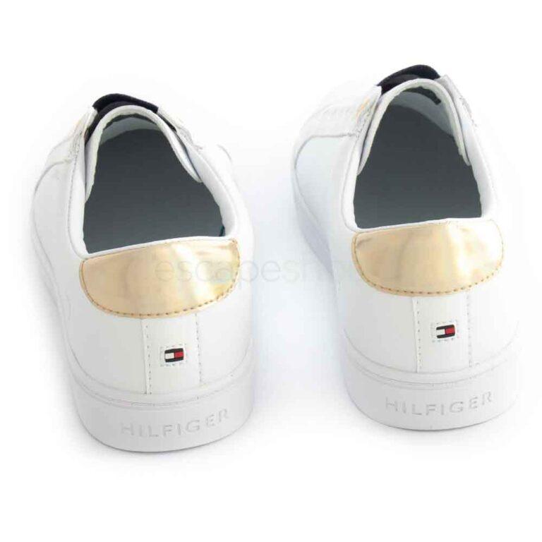 Sapatilhas TOMMY HILFIGER Slip On Sneaker White