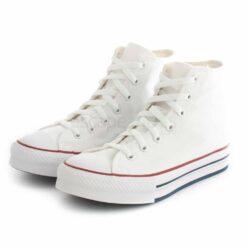 Zapatillas CONVERSE All Star Eva Lift Blanco Garnet 671108C