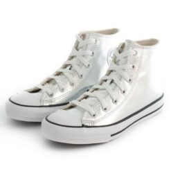 Sneakers CONVERSE All Star Metallic Granit White 670179C