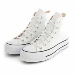 Sneakers CONVERSE All Star Womens White Garnet 560846C