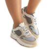 Sneakers GANT Nicewill Sneaker Cream Gray 22533568-G217
