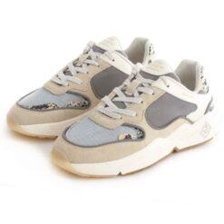Zapatillas GANT Nicewill Sneaker Cream Gray 22533568-G217