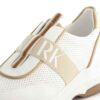 Sapatilhas RUIKA Pele Branco Ouro 38/6313