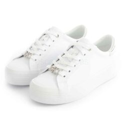 Sneakers CALVIN KLEIN Flatform LaceUp Bright White