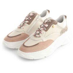 Sneakers RUIKA Leather Cam Nude 88/33156