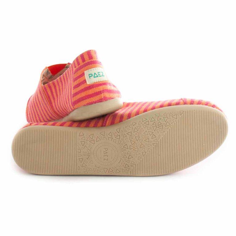 Alpargatas PAEZ Classic Surfy Pink 2130501S1301-504
