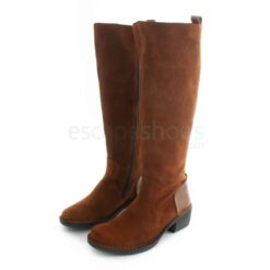 Boots FLY LONDON Mein090 Oil Suede Rug Camel P211090002