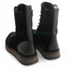 Botas FLY LONDON Rami043 Oil Suede Rug Negro P211043003