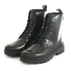 Ankle Boots PALLADIUM Pallatrooper Off Black 77204-010