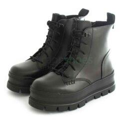 Botas UGG AUSTRALIA Sidnee Black Leather 1123600