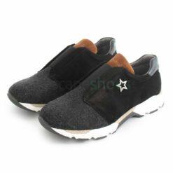 Sneakers CUBANAS Run 1370 Black