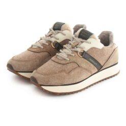 Zapatillas GANT Benvinda Sneaker Mud Marrones 23533095-G467