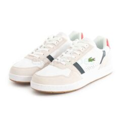 Tenis LACOSTE T-Clip White Navy Red 40SMA0048 407